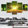 DC1-100 (15) High Precision Picture Canvas Printing Decorative Painting without Frame - MULTI-A