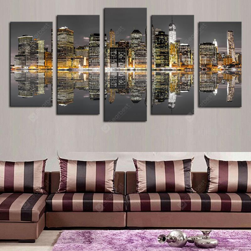 DC1-100 (10) High Precision Picture Canvas Printing Decorative Painting without Frame