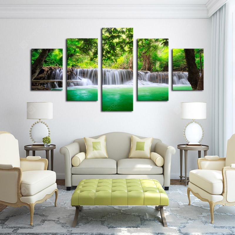 DC1-100 (9) High Precision Picture Canvas Printing Decorative Painting without Frame
