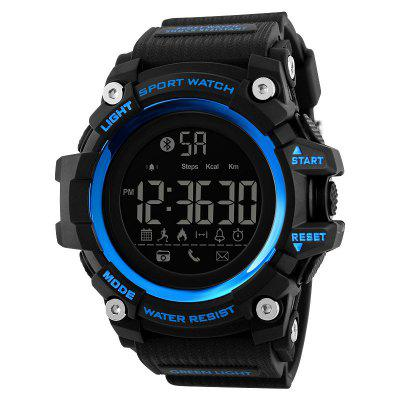 Herren Sport Elektronische Digitale Intelligente Bluetooth Uhr