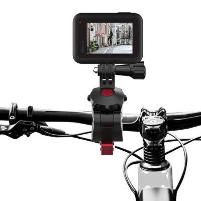 Sunnylife Sports Camera Universele Fiets Clamp Verstelbare Clips voor GoPro 8 Osmo Actie Osmo Pocket