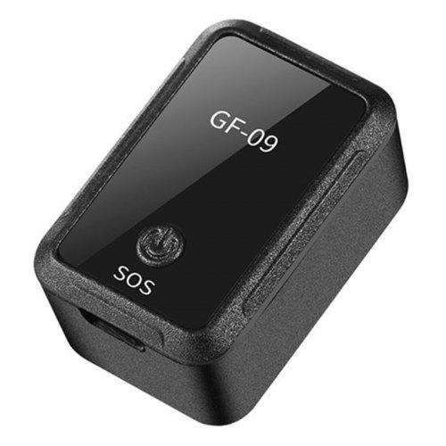 GF09 Mini GPS Tracker Real-time Tracking Locator for Car Kid Pet Safety