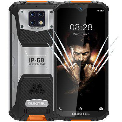 OUKITEL WP6 4G Smartphone 10000mAh Battery 6.3 Inch  48MP+ 5MP+0.3MP Rear Camera  6GB RAM 128GB ROM IP68 Waterproof Global Version Image