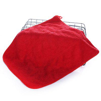 Thick Coral Velvet Cloth Cleaning Towel 30 x 40cm