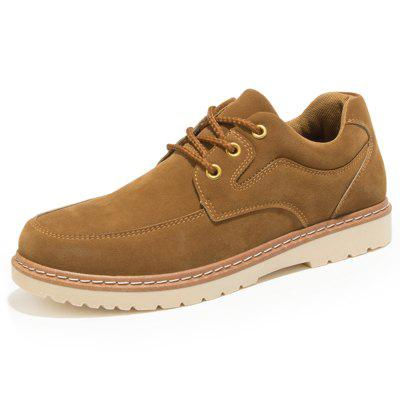 Men's Suede Leather Shoes Commerce SYXZ 349