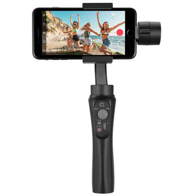 C11 Handheld Gimbal Stabilizer for Smart Phones 6.0 inch Below and GoPro3/4/5 Camera