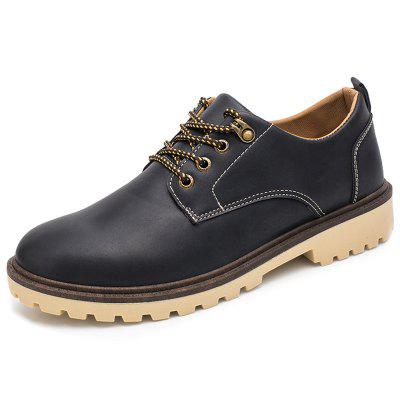 Male Business Casual Shoes Driving Shoes SYXZ 358