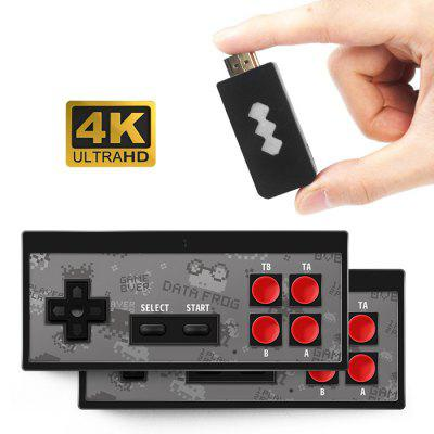 Y2 4K HDMI Video Game Console Built In 568 Classic Games Mini Retro Consoles Wireless Controller Dual Players
