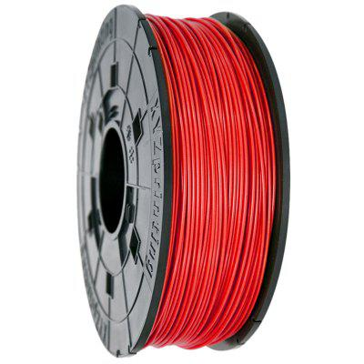XYZImpression Filament d'Imprimante 3D en ABS 1,75mm 600g pour XYZImpression Da Vinci 1,0 Pro / 1.0 / 1,0A / 1.0 AiO Rouge