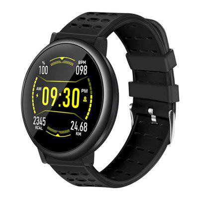 S30 Sports Smart Watch 2.5D Touch Screen Continuous Heart Rate Monitoring Bluetooth Smartwatch