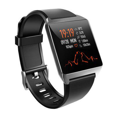 W2 1,3 Zoll IPS Bunter Bildschirm Smart Watch IP68 Wasserdichte Fitness Übung Armband Smartwatch