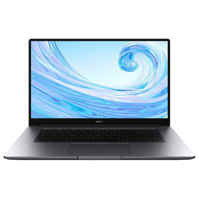 HUAWEI MateBook D 15.6 Polegadas Notebook Carregamento Rápido HD Tela Completa Notebook Windows Ryzen 5 3500U 16GB 256GB SSD + 1TB