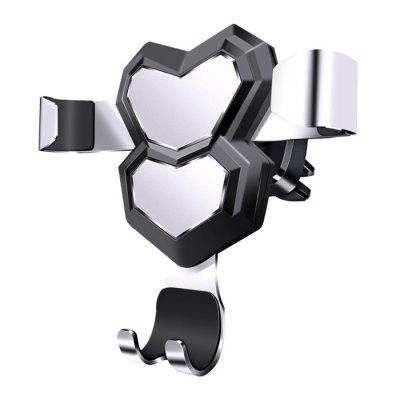 Metal Phone Holder Car Holder Vent Phone Holder Universal Gravity
