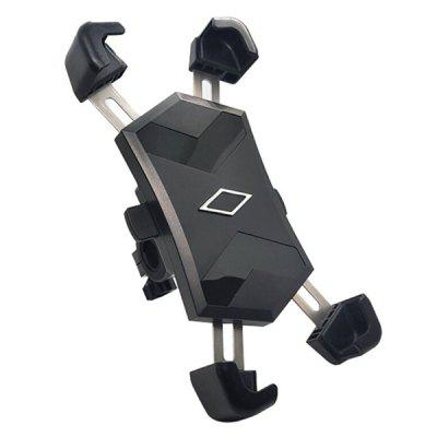 Bicycle Phone Holder 4.5 - 7.2 inch Universal Motorcycle Mobile Phone Stand Bike Handlebar Bracket for iPhone Xiaomi