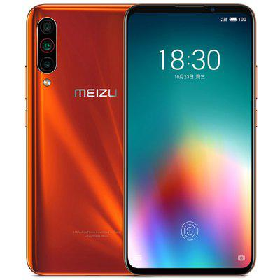 Meizu 16T 4G Smartphone 6.5 inch Flyme 8 Snapdragon 855 Octa Core 8GB RAM 128GB ROM 3 Rear Camera 4500mAh Battery International Version Image