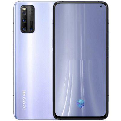 VIVO IQOO 3 Snapdragon 865 5G Smartphone Eight-core 6GB 128GB 6,44 palce Kapacita fotoaparát 48MP + 13 Mpx 13 Mpx + + 2MP 4440mAh baterie Global Version