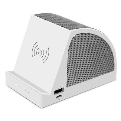 Portable Wireless Bluetooth Speaker Multi-function Mobile Phone Stand Mini Subwoofer Bluetooth Speaker