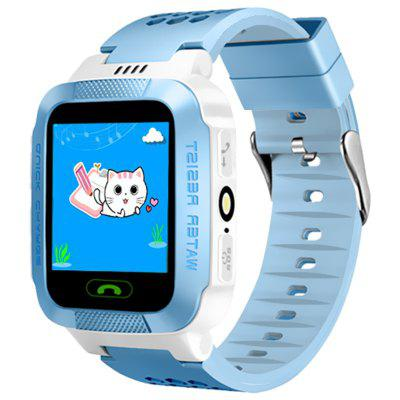 LBS Tracking SOS Remote Photo Video Chat Kids Smart Watch