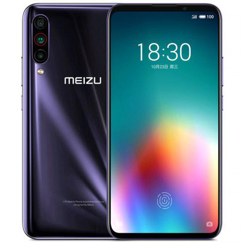 Meizu 16T 4G Smartphone 6.5 inch Flyme 8 Snapdragon 855 Octa Core 8GB RAM 128GB ROM 3 Rear Camera 4500mAh Battery International Version