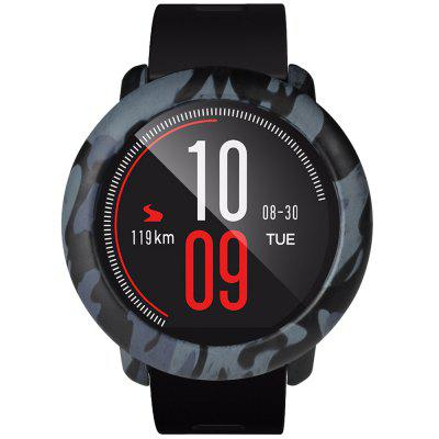 TAMISTER Personality Camouflage Pattern beschermhoes voor Amazfit Pace