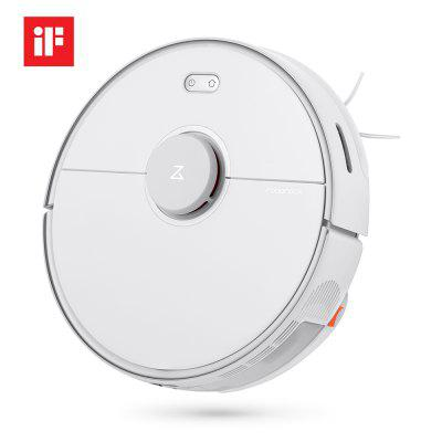 Roborock S5 Max Laser Navigation Robot Wet and Dry Vacuum Cleaner from Xiaomi youpin(IF WORD DESIGN AWARD 2020)