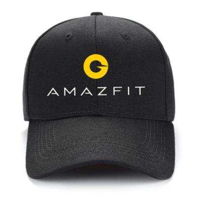 Amazfit Fashion Sport Hats Men Women Cap for Four Seasons