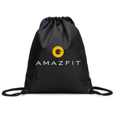 Amazfit 20L Sports Bags Drawstring Gym Bag Portable Backpack Outdoor Travel Storage Pouch