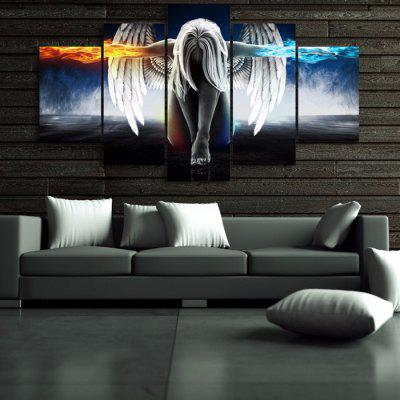HD Printed Canvas Pictura Furious înger Poster Abstract Wall Art Picture Home Decor pentru camera de zi fără ramă