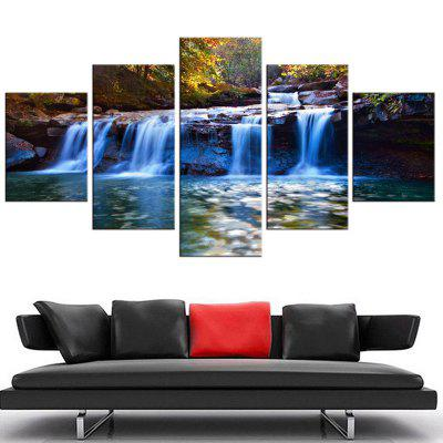HD Printed Canvas Painting Beautiful Landscape Poster Realistic Wall Art Picture Home Decor for Living Room Without Frame