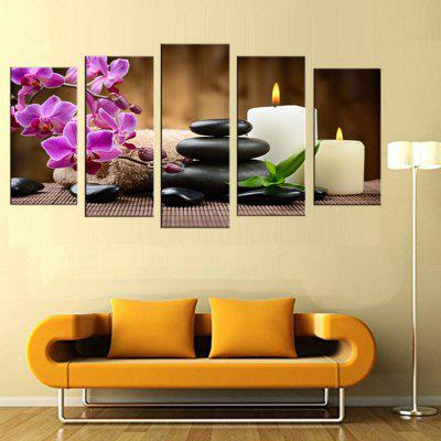 HD Printed Canvas Painting Leisure Life Poster Flower Wall Art Picture Home Decor for Living Room Without Frame