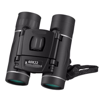 Outdoor Militaire HD 40 x 22 Binocular Professional Telescope Zoom zonder Infrared