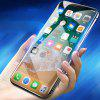 9D Curved Tempered Glass Film Full Screen Protector for iPhone 11 Pro Max / X / XS Max / XR / 8 Plus / 7 / 6s / 6 - BLACK