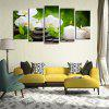 HD Printed Canvas Painting Country Leisure Life Poster Flower Wall Art Picture Home Decor for Living Room Without Frame - MULTI-A