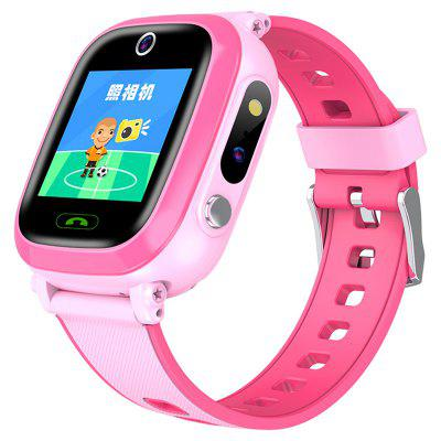 Y96 GPS Tracking SOS Kids Smart Watch Phone Remote Photo Video Chat Children 2G Smartwatch with LBS Position Support WiFi Image