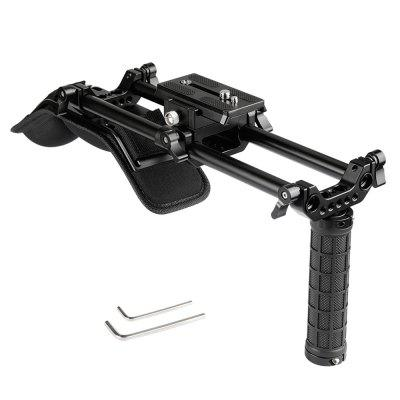 H2105 Supporto di Spalla Kit per DSLR Video Fotocamera