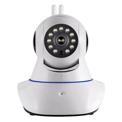 Dual antenne Beveiliging IP Camera Wireless WiFi 720P HD Digital CCTV Monitor