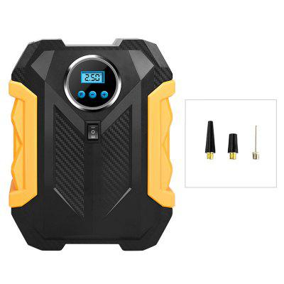 Portable Car Inflatable Pump Mini Handheld Intelligent Pointer / Digital Display Inflator