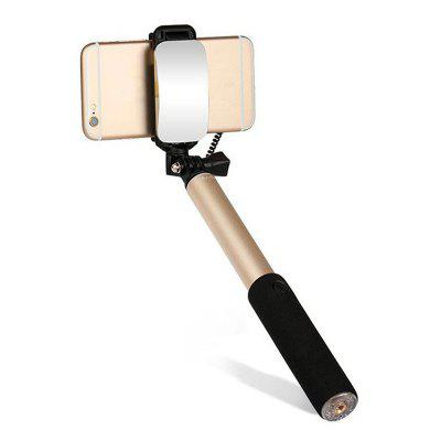 Mini szelfi Stick Monopod Mirror for Smartphone