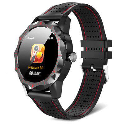 SKY1 Smart Watch Diamond Display IP68 Waterproof Sports and Fitness Tracker