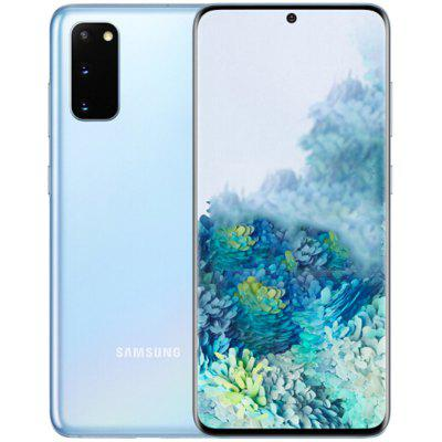 Samsung Galaxy S20+ 5G Smartphone 6.7 inch Qualcomm Snapdragon 865 Octa Core 12GB RAM 128GB ROM 12.0MP + 12.0MP + 64.0MP + VGA Camera Support Google Store Global Version Image