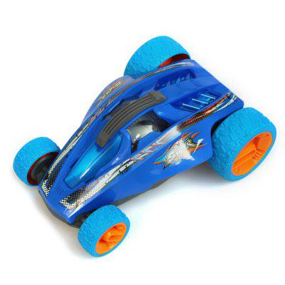 JZL 3155 2.4G 4CH RC Car Electric Stunt Vehicle 360 ​​Degree Rotation with LED Light Model