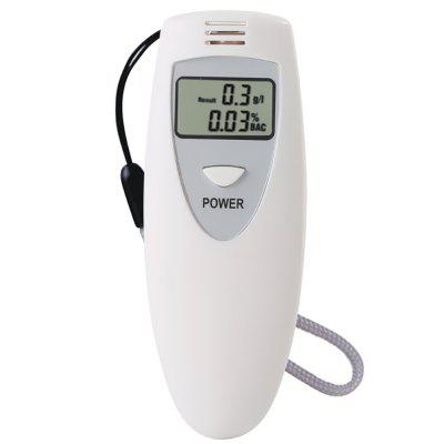 Alcohol Tester LCD-scherm Smart Tester