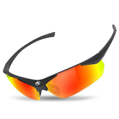 NUCKILY PA09 Riding Protective Glasses Mountain Bike Outdoor Polarized Sunglasses Goggles Men Women Cycling Goggles