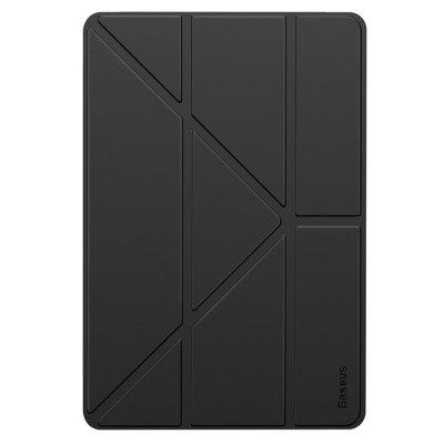 Baseus Jane Y-type Leather Case Tablet Cover voor iPad 10.2 inch 2019