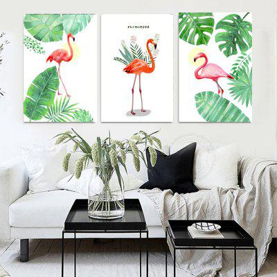 VM06 High-precision Pictures Printed Decor Canvas Print without Frame 3pcs