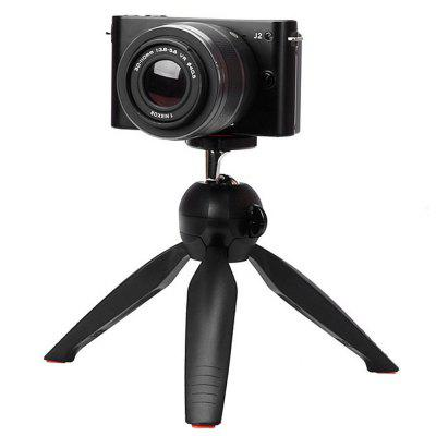 Portable Mini Tripod Flexible Stand with Phone Clip for Camera Smartphone