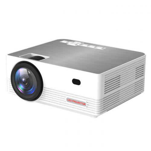 Bilikay Q6 LCD Projector Large Screen Size Android LED 180 Lumens 1280 x 720 DPI
