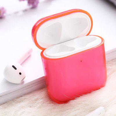 Candy Color Protective Case Cover Bluetooth Earbuds Sleeve for Airpods 1 / 2