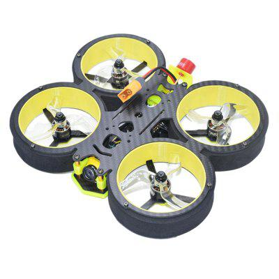 STAC 3 ιντσών 4S FPV Brushless RC quadcopter RC Drone PNP / BNF έκδοση Multirotor Racer Με F1507 κινητήρα