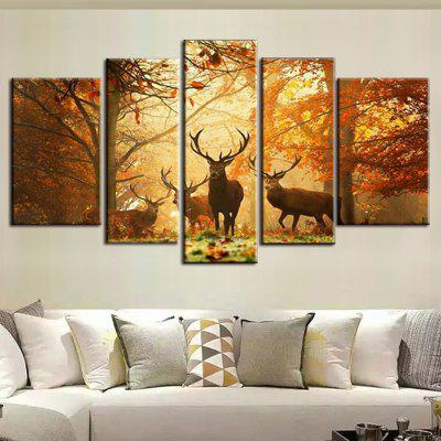 DC-100.39 High-precision Photo Canvas Print Decorative Painting without Frame